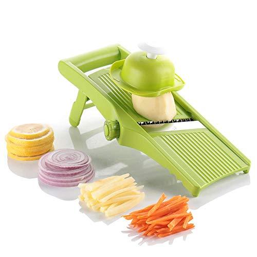 Máquina patatas mandolina vegetal-cortador freír