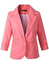 44 Y es Mujer Ropa Blazers Trajes Amazon 0q7xw55