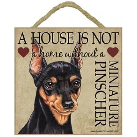 Minature Pinscher dog