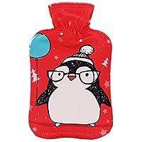 2 Liter Cute Penguin Wärmflasche mit Deckel preisvergleich bei billige-tabletten.eu