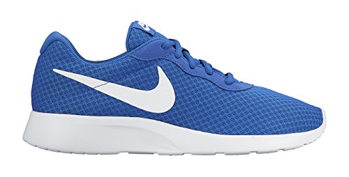 Nike - Tanjun, Scarpe Da Corsa Uomo, Multicolore (Multicolore - Azul / Blanco (Game Royal / White)) Game Royal/White