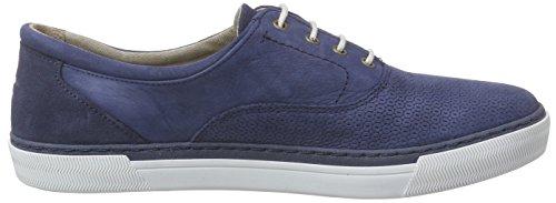 Camel Active Racket 70, Chaussures à lacets femme Bleu - Bleu jean
