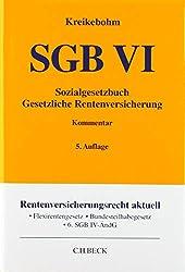 Sozialgesetzbuch: Gesetzliche Rentenversicherung - SGB VI
