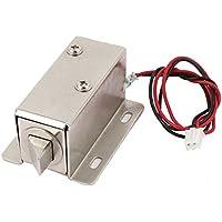 DC24V 1A 10mm 25N Elektrisch Türschloss Magnet Tür Magnetspule mit Aufziehkarton