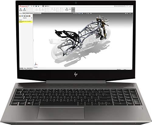 "HP ZBook 15v G5 2.20GHz i7-8750H Intel® CoreTM i7 di ottava generazione 15.6"" 1920 x 1080Pixel Argento Workstation mobile"