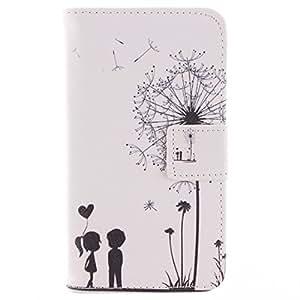 Fashioncase Lovers Magnétique Portefeuille PU Cuir Flip Card Holder Protecteur Housse Coque Etui Case Cover pour Nokia Lumia 630 / 635