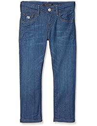 Scotch & Soda Jungen Jeans Strummer-Babosa Blue Skinny Fit