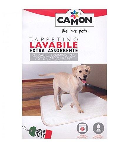 Tappetino lavabile extra assorbente per cani 70 x 145 cm