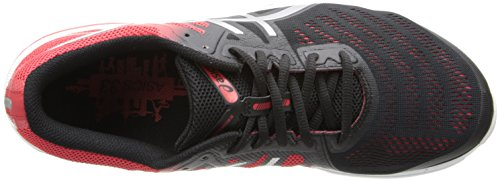Asics Gel-Electro33 Synthétique Chaussure de Course Onyx-Lightning-Red