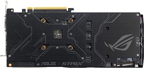 Asus ROG Strix GeForce GTX1060-O6G Gaming Grafikkarte (Nvidia - 6