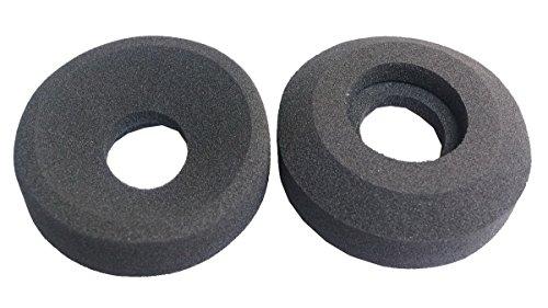 Ersatz-Pad mit Ersatzteile für Grado Prestige Series ps1000e ps2000e GS1000gs1000e gs2000gs2000e sr325e RS2e SR80E SR60E PS500E SR60i RS2i Ohrenschützer Kopfhörer (gs1000e), (schwarz).