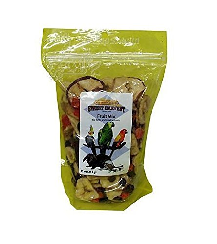 kaylor-made-sweet-harvest-fruit-mix-pet-wholesome-birds-small-animals-treats-11z