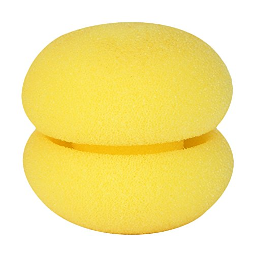 Flexible Curling Rods Lockenwickler, YooGer 6 Stück Soft Lockenwickler Cute Mushroom Style...