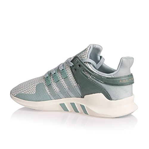 Adidas Equipment Support Adv, Chaussures De Sport Basses Tactiles Vert-tactile Vert-off Blanc