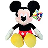 Simba 6315878710 Disney La Casa de Mickey - Peluche de Mickey básico (61 cm)