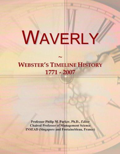 waverly-websters-timeline-history-1771-2007