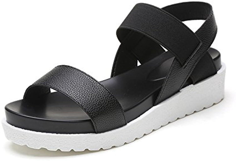 m. / mme mme mme sandales female summer, Noir  cadeau idéal pour toutes les occasions, en style prix de règleHommes t c99896