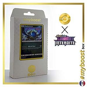 Engloutyran (Guzzlord) 80/131 Holo - #myboost X Soleil & Lune 6 Lumière Interdite - Box de 10 Cartas Pokémon Francés
