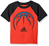 adidas Toddler Boys' Active Raglan Tee S...