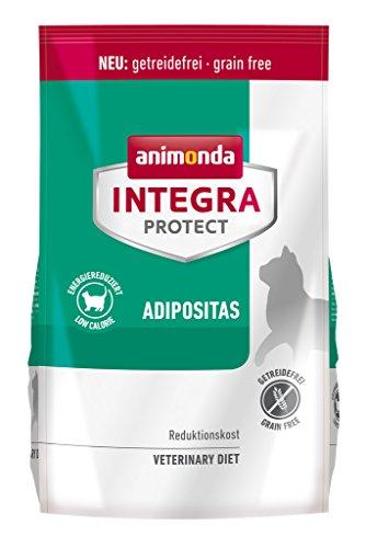 Animonda Integra Protect Adipositas Katzen-Trockenfutter Diätfutter Tiernahrung bei Übergewicht, (4,1 kg)