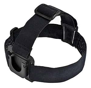 Drift Innovation 30-018-00 Sangle de tête Ajustable - Noir