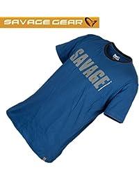 Savage Gear Simply Savage té Blue – Angel – Camiseta 146bef3edb8