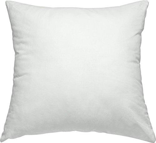 mybeene étanche Taie d'oreiller de 80x 80cm avec fermeture Éclair-éponge-respirant-Trotteuse Silencieuse-Passe au sèche-linge-Taie de protection pour oreiller-déjà Housse