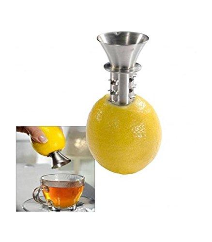 Extracteur jus de citron inox