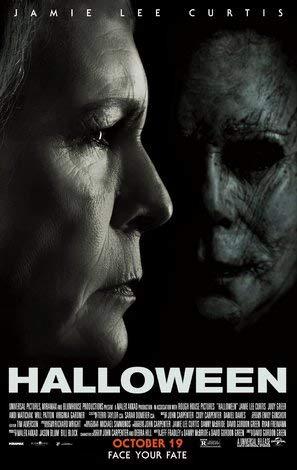 (Import Posters Halloween 2018 – U.S Movie Wall Print - 30CM X 43CM)