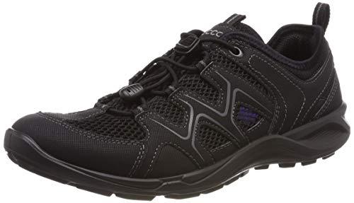 ECCO Damen TERRACRUISELTW Sneaker, Schwarz (Black/Black 51052), 40 EU