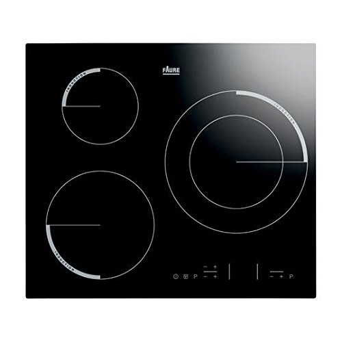 Faure - FEI6432FBA - Tables de Cuisson Induction - Noir