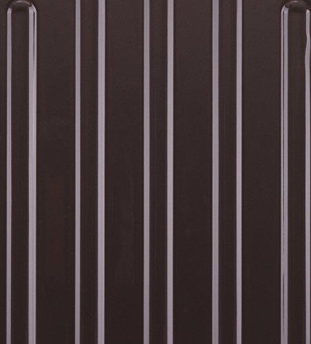 Beibye ruedas Gemelas de 2048Maleta rígida Maleta viaje en m L XL de Juego en 17colores, marrón