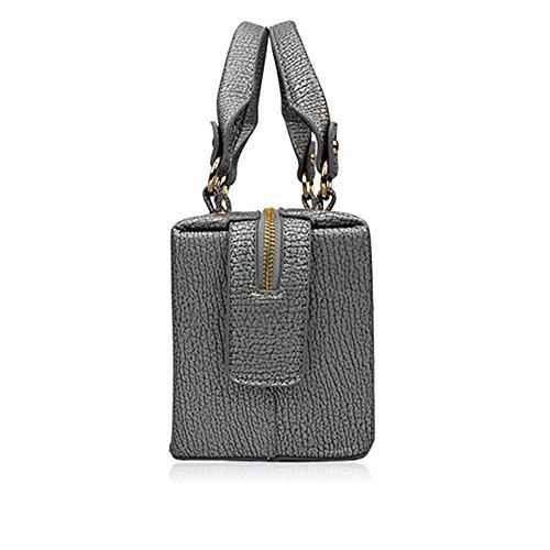 GBT Mode tragbaren Kosmetiktasche Dame Silver