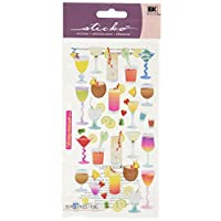 Sticko Classic Stickers-Cocktails