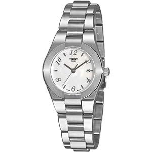 Tissot T0432101111700 – Reloj analógico de mujer de cuarzo con correa