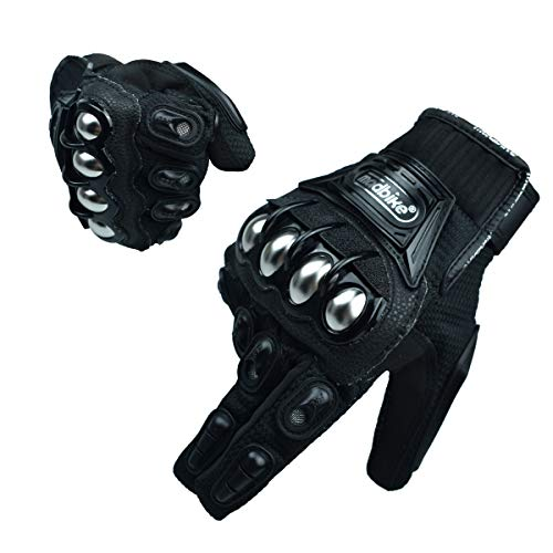 Madbike, guanti estivi da moto Powersports