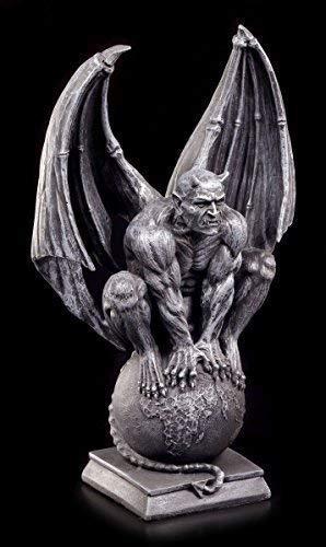 Gargoyle Figur Teufel | Grasp of Darkness | Gothic Deko Dämon - Gothic Gargoyle