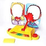 Angle Brettspiel Neuheit Doppel-Creme-Gesicht senden Maschine Requisiten Multi-Person-Parent-Kind-interaktiven Desktop-Desktop-Indoor für Kinder