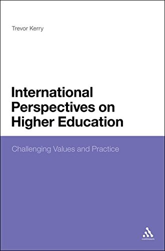 International Perspectives on Higher Education: Challenging Values and Practice
