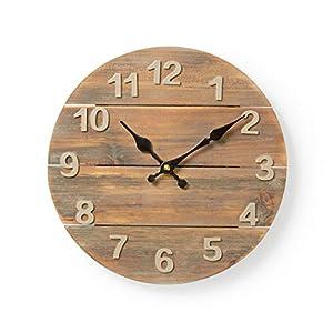 Nedis Reloj de Pared Reloj