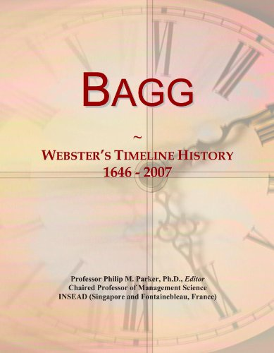bagg-websters-timeline-history-1646-2007