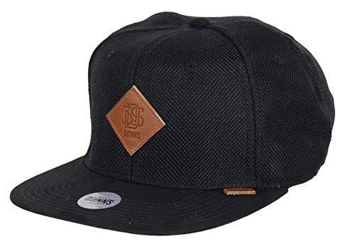 Djinns Suelin (black) - Snapback Cap Baseballcap Hat Kappe Mütze Caps