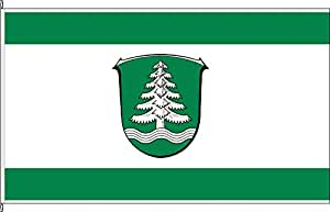 Flagge Fahne Hochformatflagge Waldems - 120 x 300cm