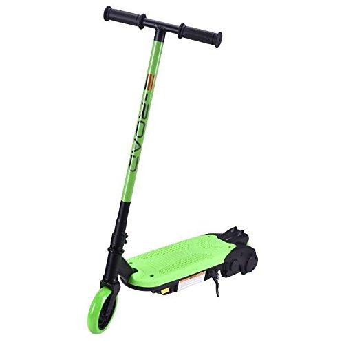 E-Road br2000cchvert patinete eléctrico infantil (, verde