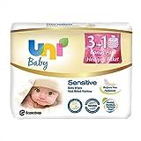 Uni Baby Sensitive Islak Havlu 4 Al 3 Öde Fırsat Paketi