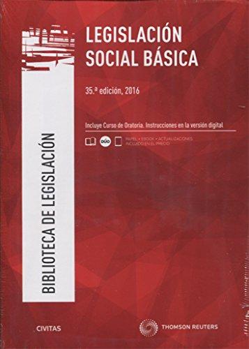 LEGISLACION SOCIAL BASICA