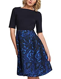APART Fashion Glamour: Into the Blues, Robe Femme