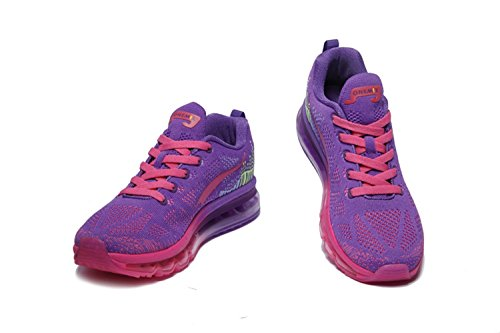 Chaussures de sport Les chaussures amortissent chaussures de course chaussures d'été dames chaussures casual amorti respirant léger 35