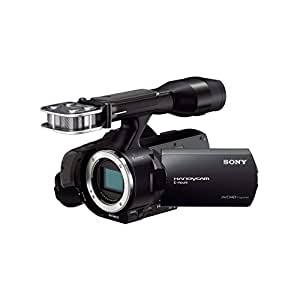 """Sony NEXVG30EHB Caméscope numérique à objectif interchangeable HD 1080p 16,1 Mpix Ecran 3"""" HDMI USB Noir"""
