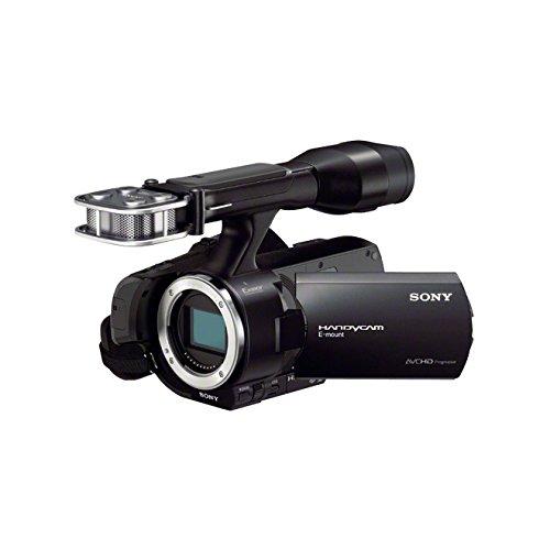 Sony NEX-VG30EH Full HD-Camcorder mit Wechseloptik (16,1 Megapixel Exmor Sensor, 11,1-fach opt. Zoom, 7,6 cm (3 Zoll) Display, HDMI) inkl. SEL-P18200 Power-Zoom Objektiv schwarz 16,1 Mp Cmos-sensor